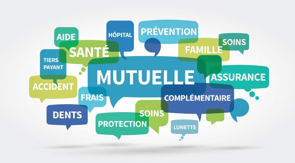 Mutuelle Santé<br/>Une complémentaire santé sur mesure et pas chère !