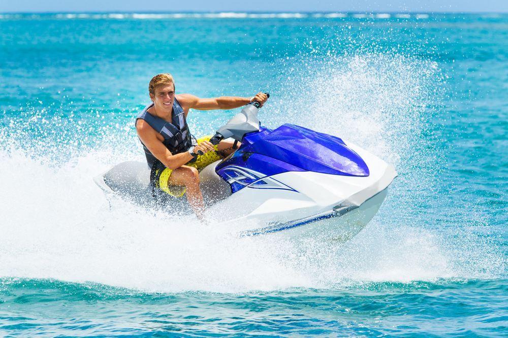 Assurance Jet-ski<br>Scooter de mer